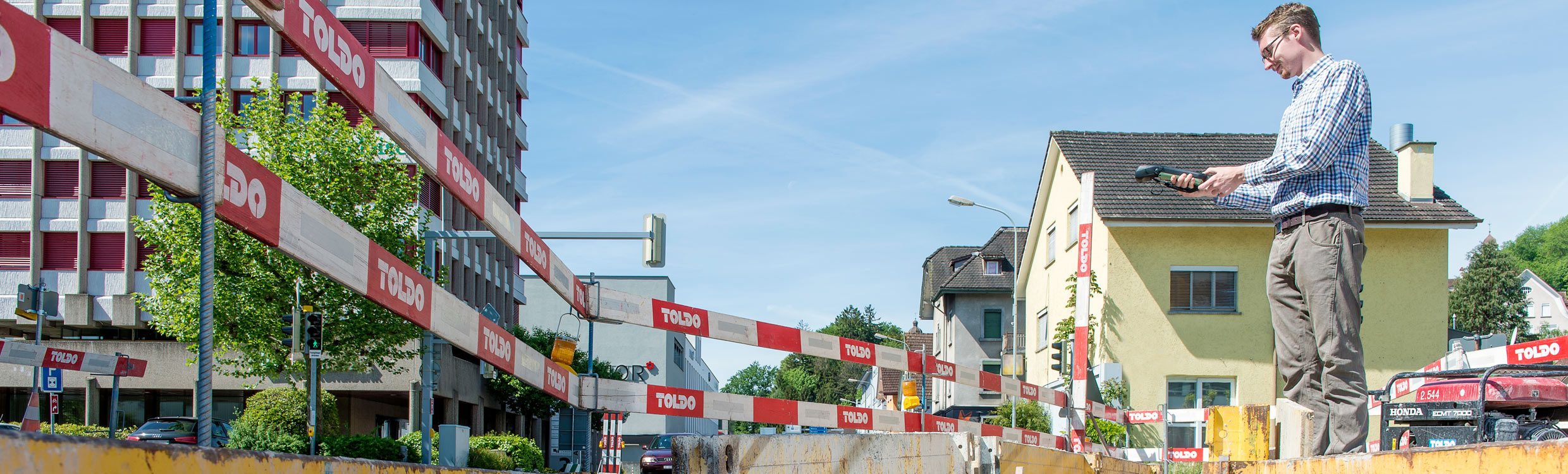 HxGN SmartNet - Satellite Positioning Services for Asset Inventory