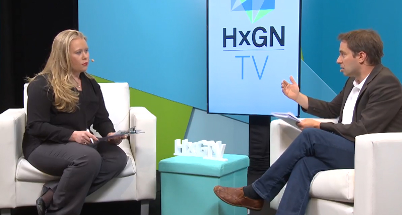 HxGN SmartNet @ HxGN TV - Interview